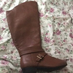 Comfortview | Elsa Wide Calf Boot